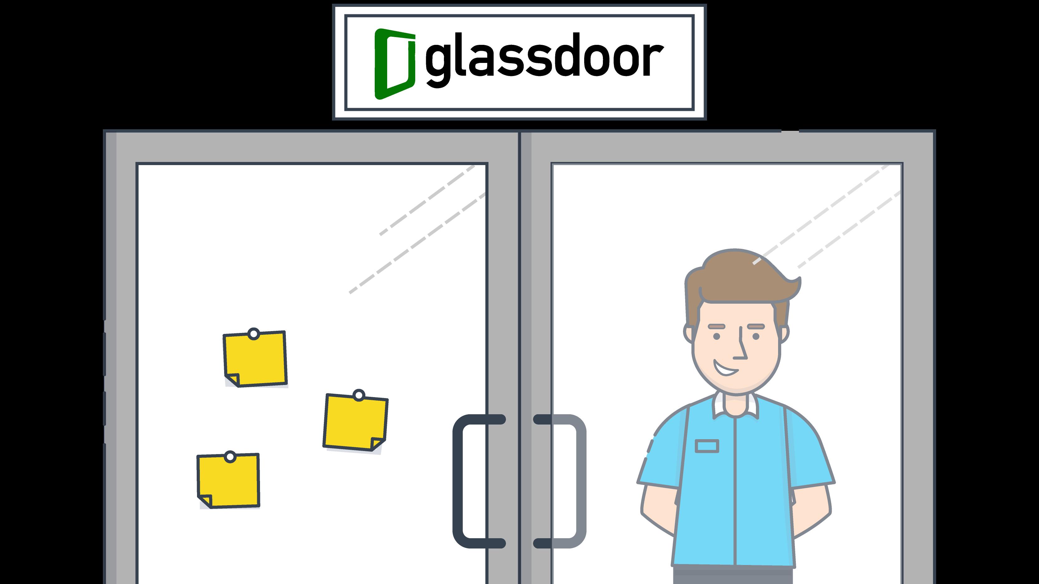 glassdoor job posting