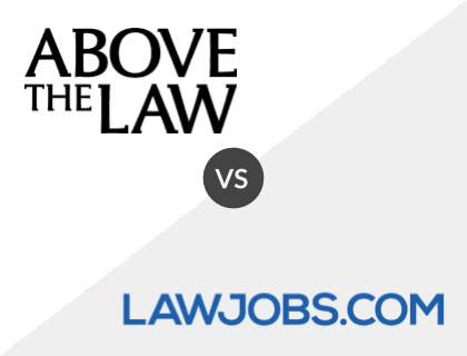 Above the Law vs. Lawjobs.com