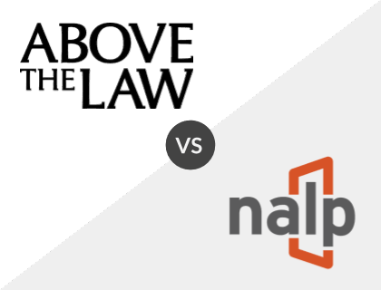 Above the Law vs. NALP