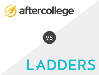 AfterCollege vs. Ladders