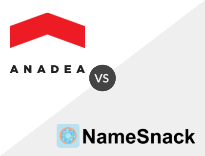 Anadea vs. NameSnack
