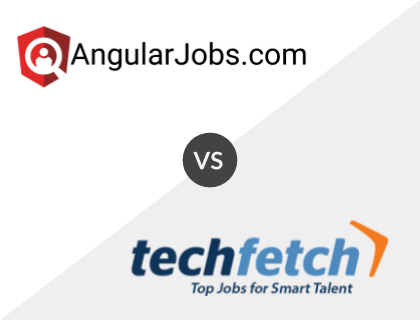 AngularJobs.com vs. TechFetch