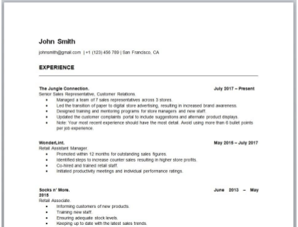 How To Optimize Your Resume For Ats Free Ats Resume Template