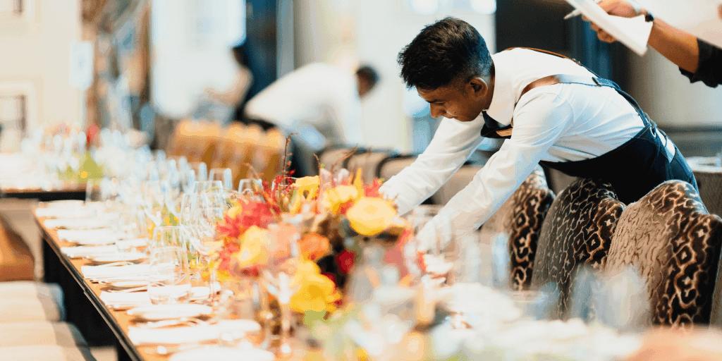 Banquet Server Resume