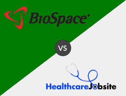 BioSpace vs. Healthcare Jobsite