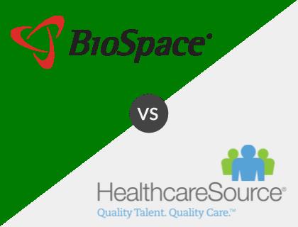 BioSpace vs. Healthcare Source