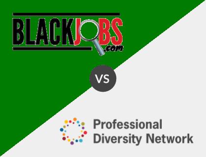 BlackJobs.com vs. Professional Diversity Network