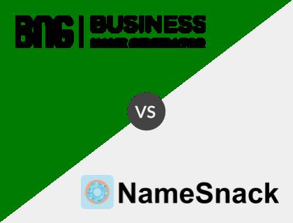BNG vs. NameSnack