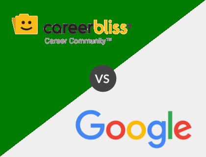 CareerBliss vs. Google for Jobs