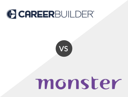 CareerBuilder vs. Monster