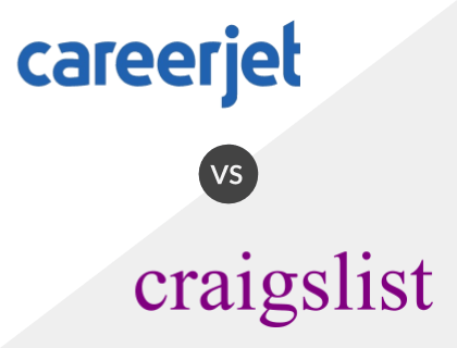 Careerjet vs. Craigslist