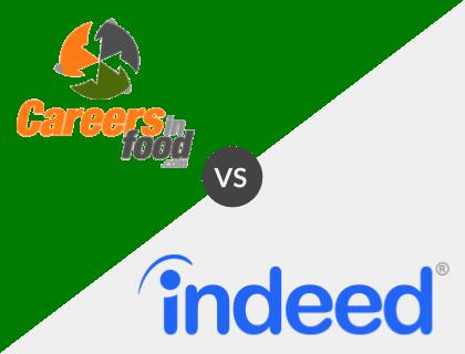 CareersinFood vs. Indeed