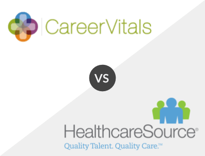 CareerVitals vs. Healthcare Source