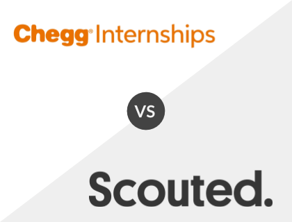Chegg Internships vs. Scouted