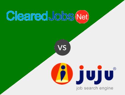 ClearedJobs.Net vs. Juju