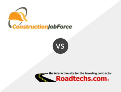ConstructionJobForce vs. Roadtechs.com