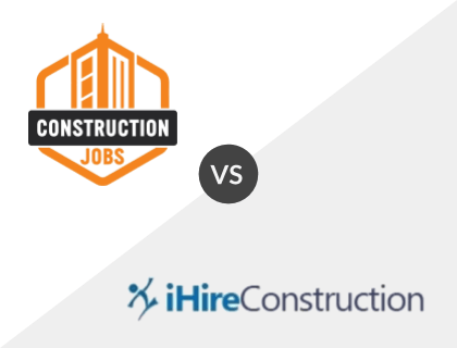 ConstructionJobs vs. iHireConstruction.com