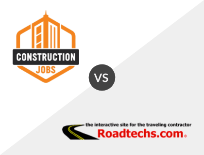 ConstructionJobs vs. Roadtechs.com