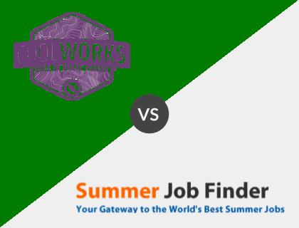 CoolWorks vs. Summer Job Finder