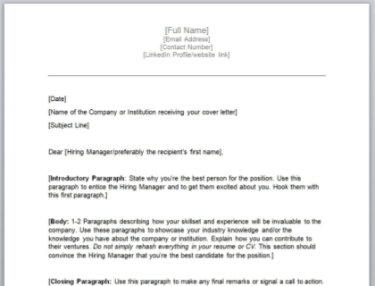 Sample Introduction Letter For Employment from www.betterteam.com