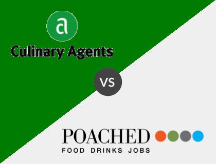 Culinary Agents vs. PoachedJobs.com