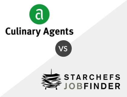 Culinary Agents vs. StarChefs JobFinder