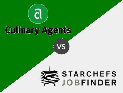 Culinary Agents vs. StarChefs JobFinder