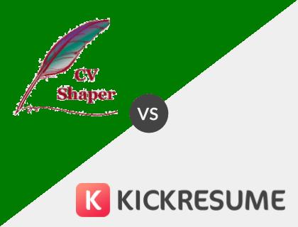 CVshaper vs. Kickresume