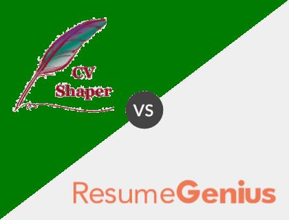 CVshaper vs. Resume Genius
