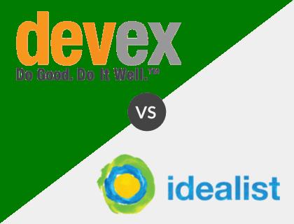 Devex vs. Idealist