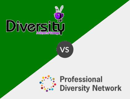 Diversity.com vs. Professional Diversity Network
