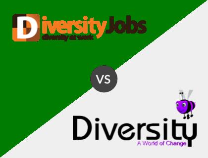DiversityJobs vs. Diversity.com