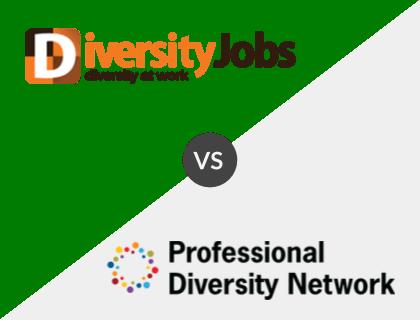DiversityJobs vs. Professional Diversity Network