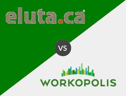 Eluta vs. Workopolis