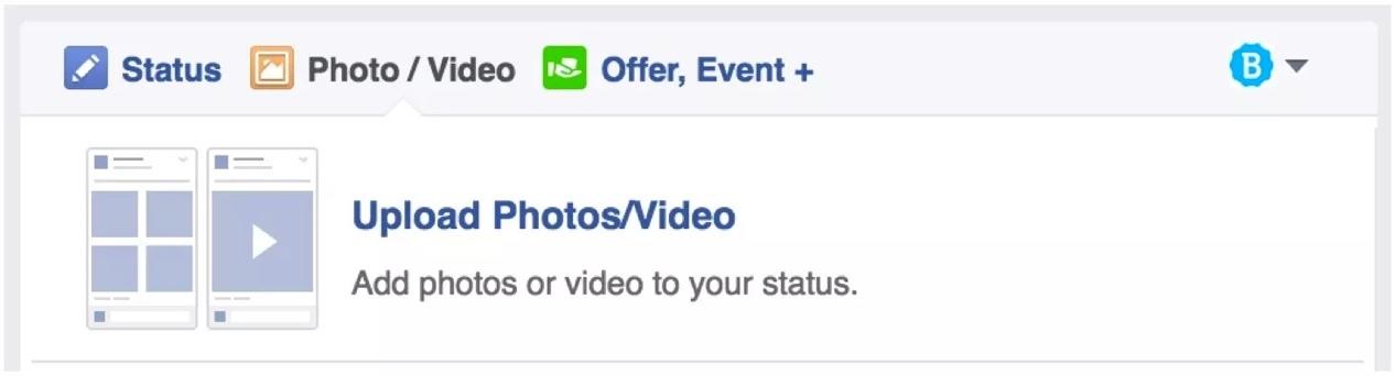 Facebook Video Upload