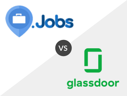 Find jobs near you vs. Glassdoor