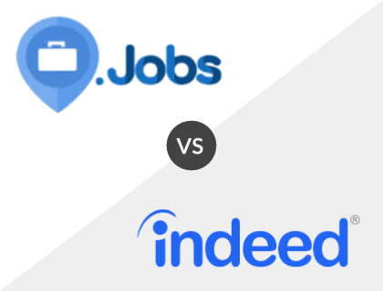 Find jobs near you vs. Indeed