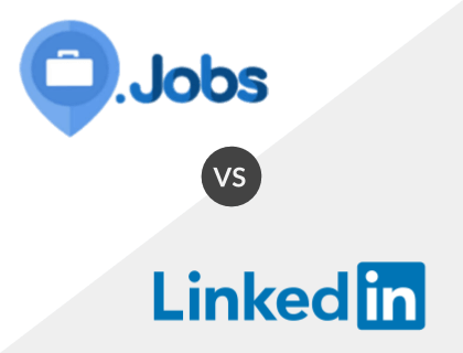 Find jobs near you vs. LinkedIn