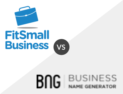 Fit Small Business vs. Business Name Generator