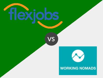 Flexjobs vs. Working Nomads