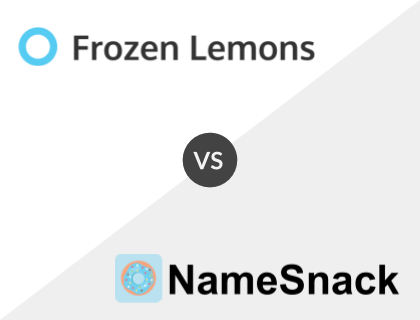 Frozen Lemons vs. NameSnack