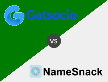 Getsocio vs. NameSnack