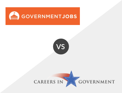 GovernmentJobs.com vs. Careers in Government
