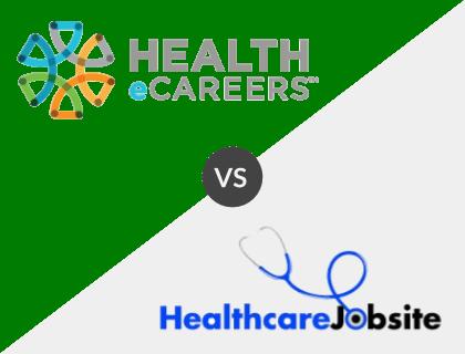 Health eCareers vs. Healthcare Jobsite