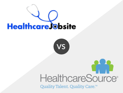 Healthcare Jobsite vs. Healthcare Source