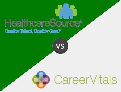 HealthcareSource vs. CareerVitals