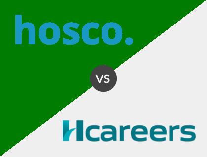 Hosco vs. Hcareers