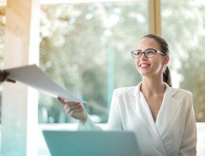 HR Specialist Resume