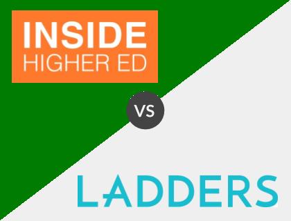 Inside Higher Ed vs. Ladders
