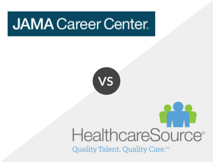 JAMA Career Centre vs. Healthcare Source